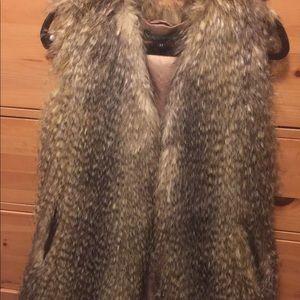 Fake Fur Luxury Vest